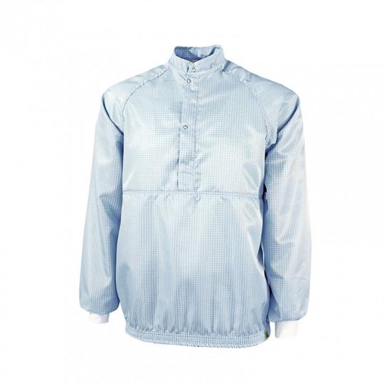 Куртка с короткой застёжкой по кокетку КР.03