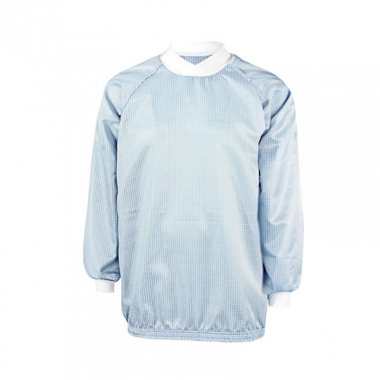 Куртка без застёжки с трикотажным воротником КР.04