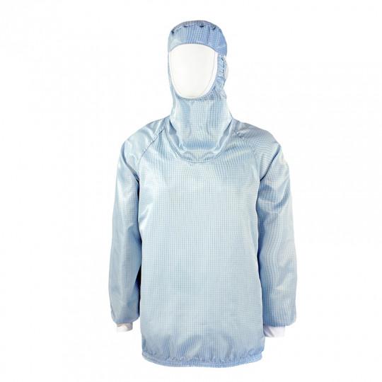 Куртка без застёжки с притачным шлемом КР.13