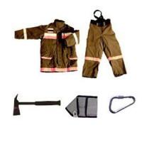 Одежда и оборудование для пожарных