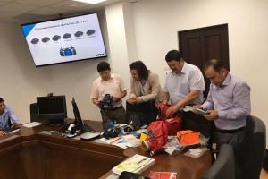 Презентация продукции в республике Казахстан