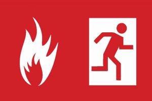Отработка навыков эвакуации при пожаре