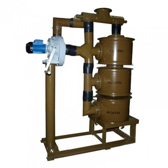 Фильтровентиляционный агрегат ФВА-49Т
