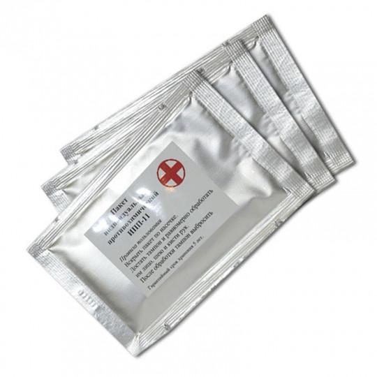 Пакет противохимический индивидуальный ИПП-11