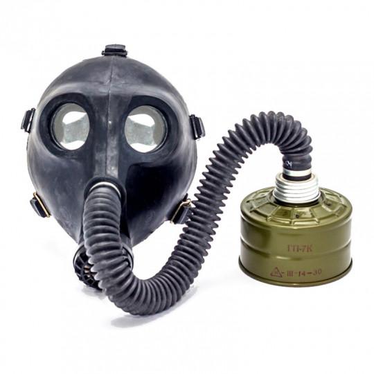 Детские противогазы ПДФ-2Д, ПДФ-2Ш