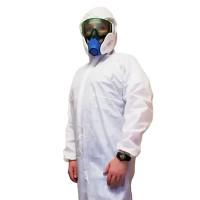 Противочумные костюмы и защита от вирусов