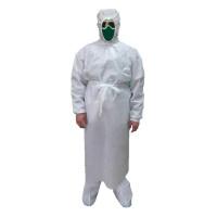 Комплект защитной одежды из нетканых материалов