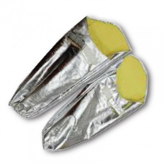Нарукавники алюминизированные GELIOS