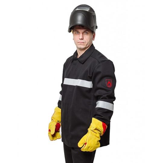 Костюм сварщика мужской летний КСв 124w 3-й класс защиты