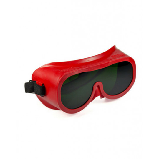 Очки защитные закрытые с прямой вентиляцией ЗП8 ЭТАЛОН (5 CA)