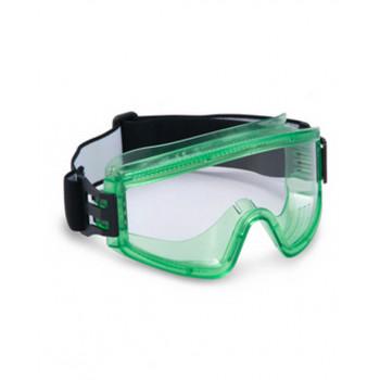 Очки защитные закрытые с прямой вентиляцией ЗП2 PANORAMA