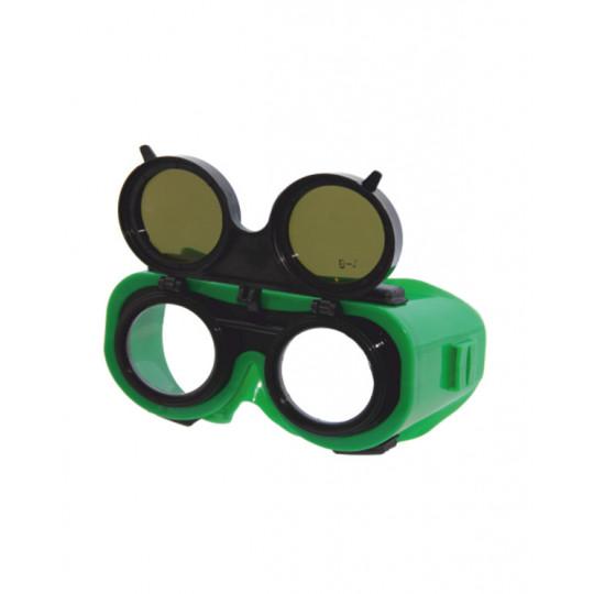 Очки закрытые с непрямой вентиляцией ЗНД2 ADMIRAL
