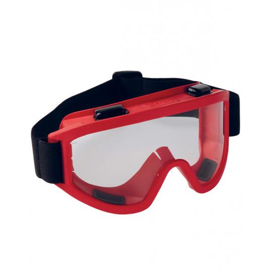Очки Премиум термостойкие, закрытые, непрямая вентиляция, прозрачные линзы с AF-AS покрытием (т)