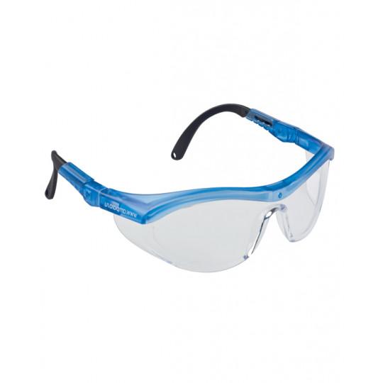Очки Сафари открытые, прозрачные линзы с AF-AS покрытием (т)