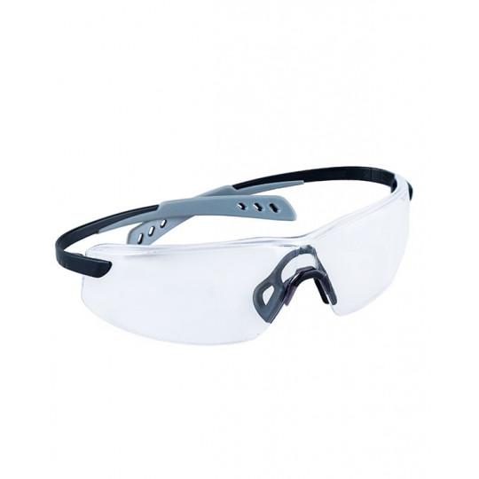 Очки Атташе открытые, прозрачные линзы с AF-AS покрытием, экстра-гибкие дужки оправы (т)