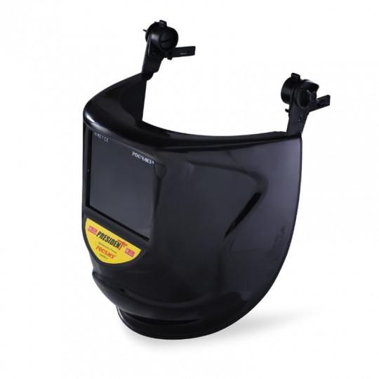 Щитки защитные лицевые для сварщиков с минеральным светофильтром КН PresidenT