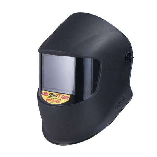 Щитки защитные лицевые для сварщиков с минеральным светофильтром НН75 BIOT®