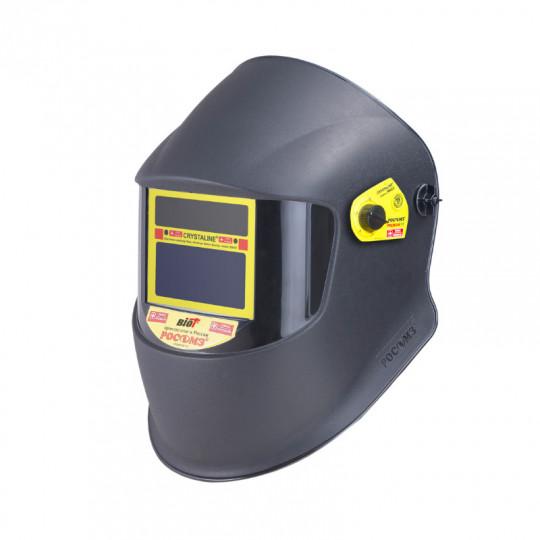 Щитки защитные лицевые для сварщиков с автоматическим светофильтром BIOT®