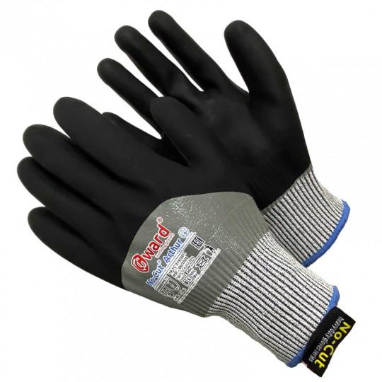 Усиленная противопорезная нитриловая перчатка Gward No-Cut Arthur