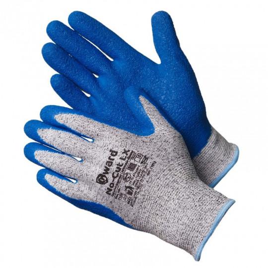 Противопорезные перчатки с латексным покрытием Gward No-Cut LX