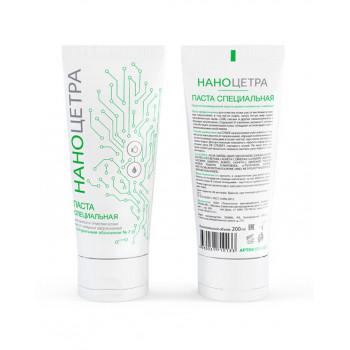 Паста для мытья и очистки кожи рук (с абразивом) №2 Наноцетра 0,2 л