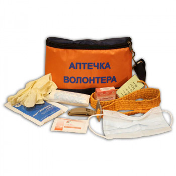 Аптечка волонтера