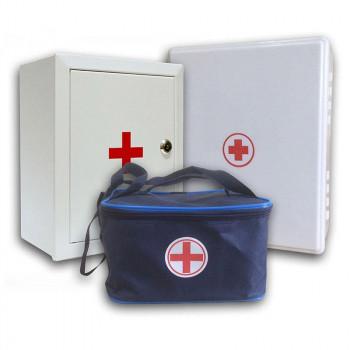Аптечка первой помощи офисная