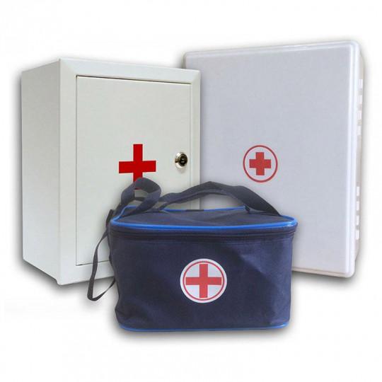 Аптечка для оказания первой помощи офисным работникам