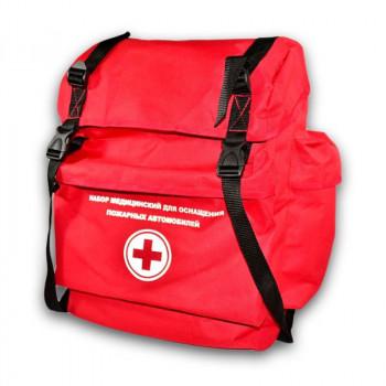 Набор для оказания первой помощи для пожарного автомобиля