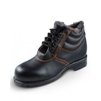 Ботинки утепленные для защиты от электродуги кожанные «СпецпошивТермо»