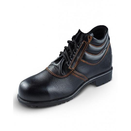 Ботинки для защиты от электродуги кожаные «СпецпошивТермо»