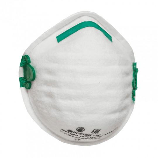 Полумаска фильтрующая «РОСТОК-3Ф» FFP1 NR D
