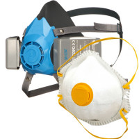 Респираторы, маски и фильтры для защиты от вирусов и микроорганизмов